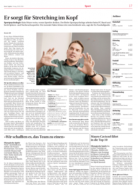 Interview - Bieler Tagblatt